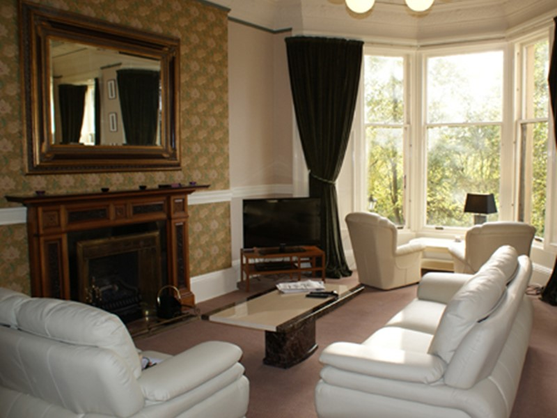 Luxury Holiday Apartment accommodation near Loch Lomond in Scotland.