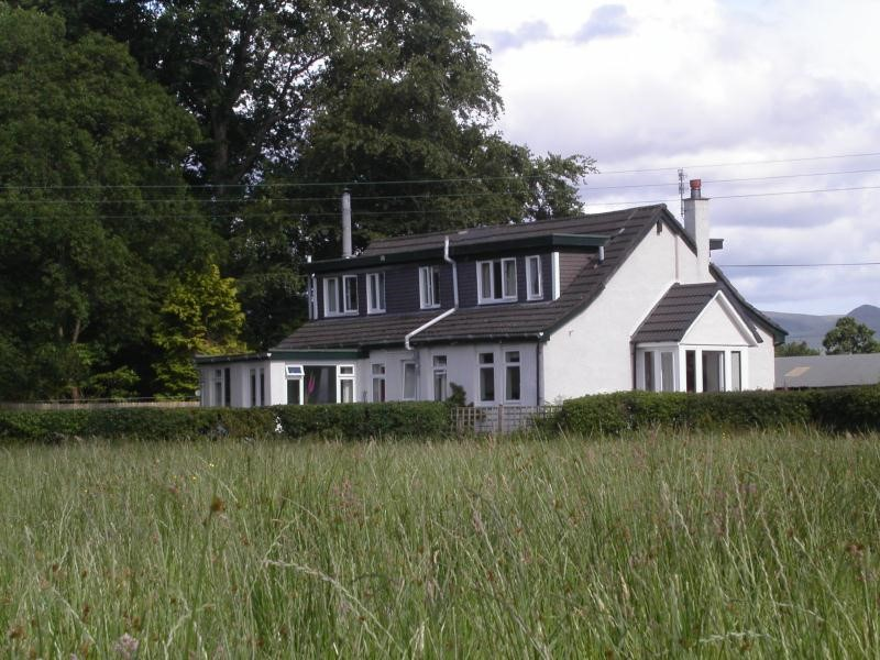 Self catering holiday Cottages near Loch Lomond national park in Scotland