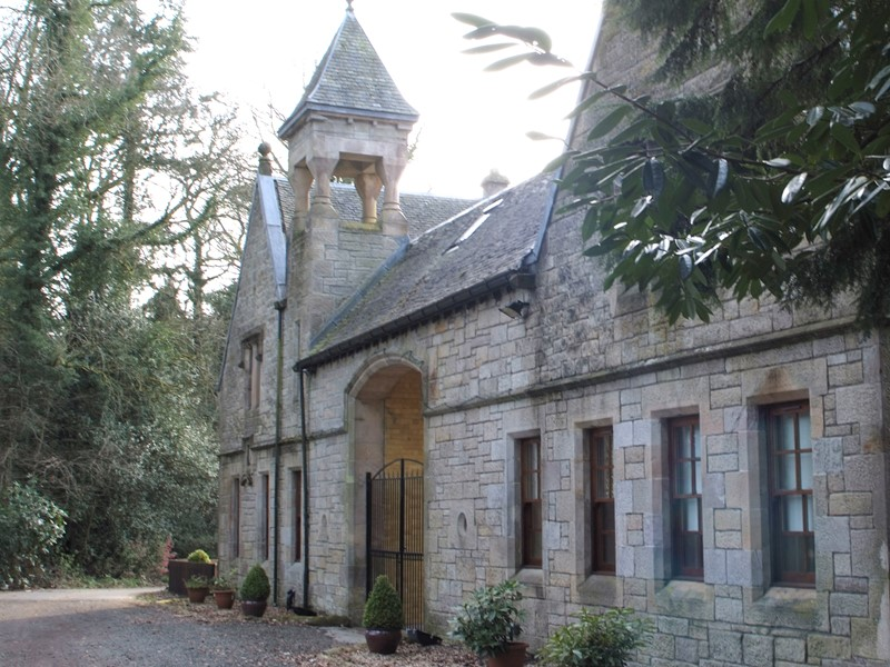 Self Catering Castle and Lodges in Loch Lomond, Scotland